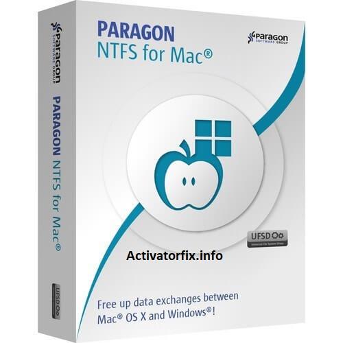 Paragon NTFS 17.0.72 Crack + Mac Serial Number Free Download