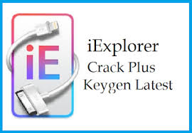iExplorer 4 3 1 24525 Crack With License Key Free Download 2019