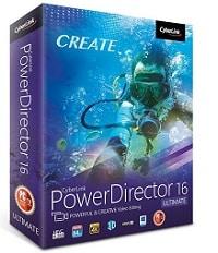 CyberLink PowerDirector Crack With Serial Code Free Download 2019