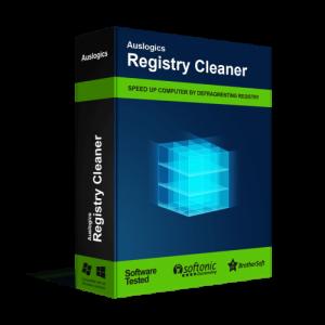 Auslogics Registry Cleaner Crack Portable